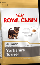 Royal Canin - Junior Yorkshire Terrier