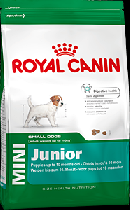 Royal Canin - Mini Junior до 10 мес.