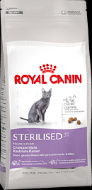 Royal Canin - sterilised 37